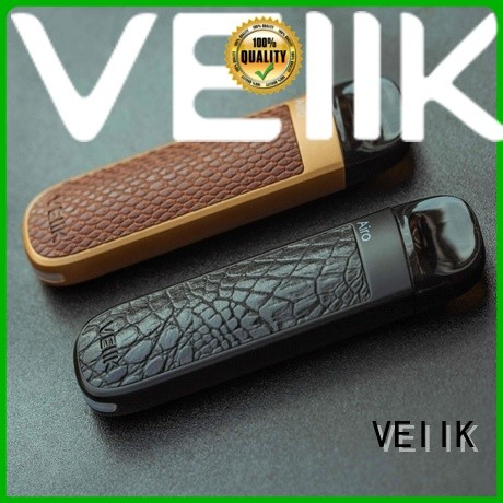 VEIIK easy to use pod vapes supplier professional personal vaporizer