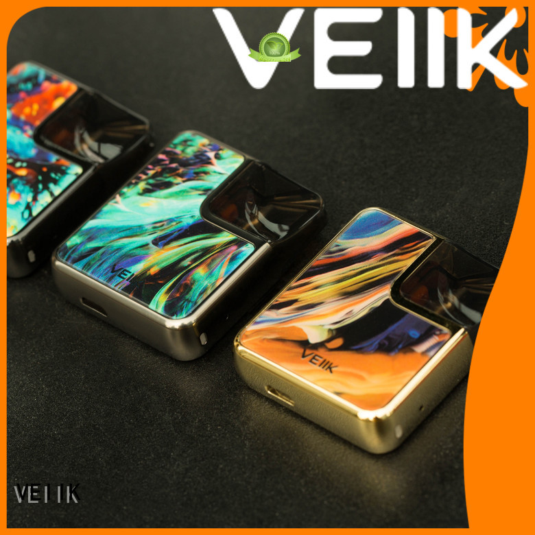 simple operation veiik cracker pod kit company professional personal vaporizer
