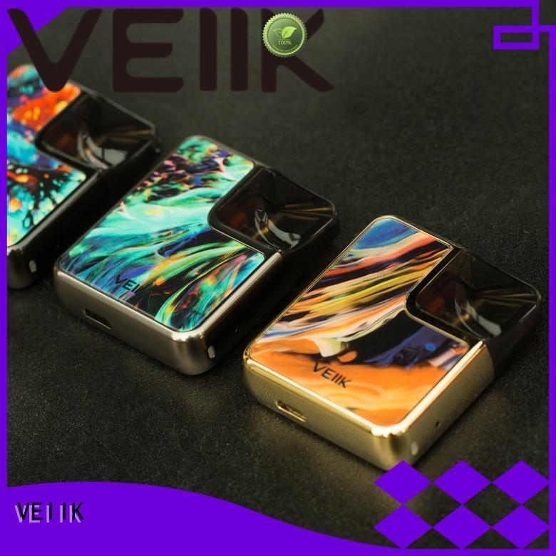 professional veiik cracker pod supplier e cig market