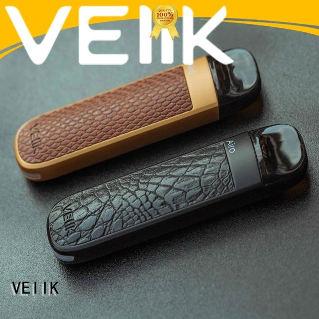 VEIIK electric vapes company high-end personal vaporizer