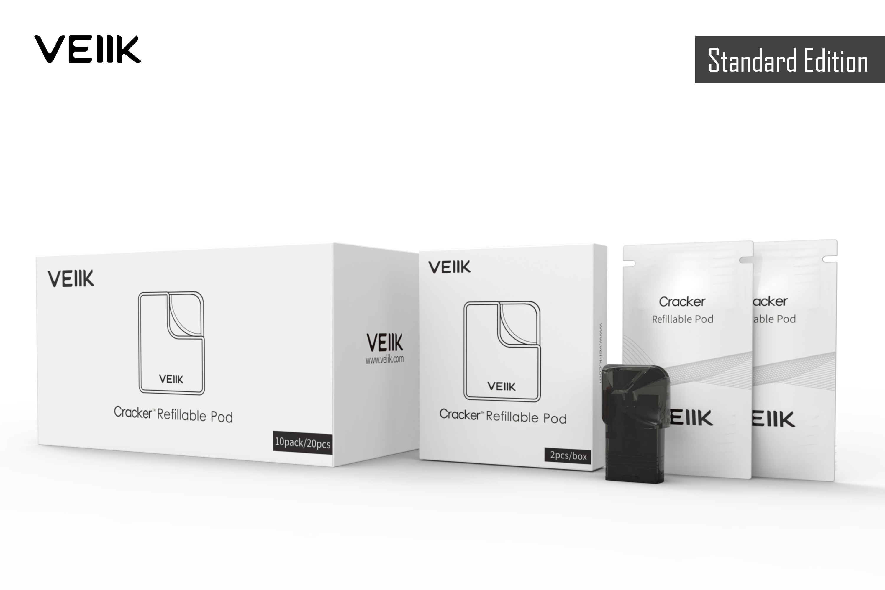 VEIIK vapor pod supplier high-end personal vaporizer-11