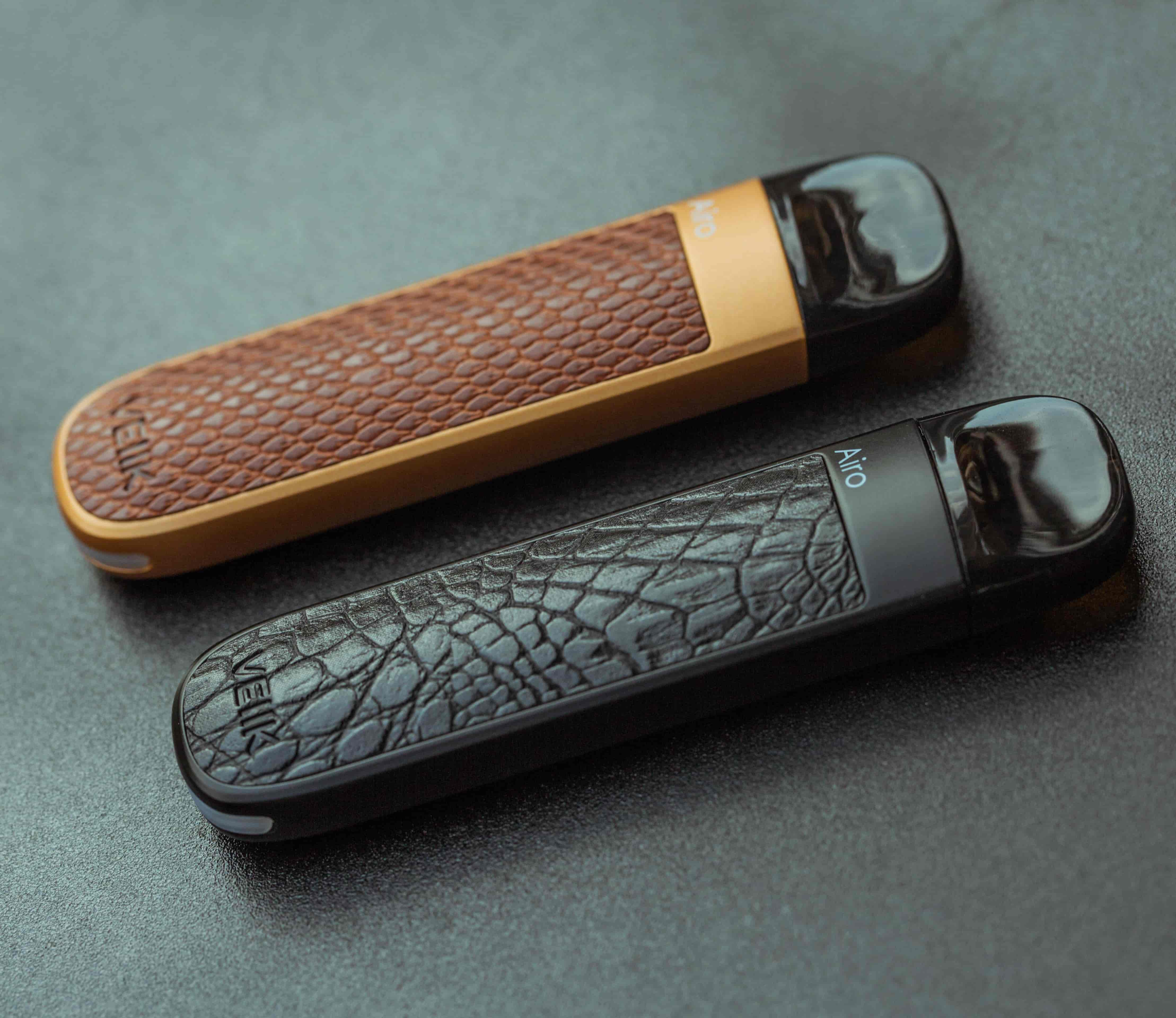 VEIIK AIRO Upgraded Leather Limited version pod kit
