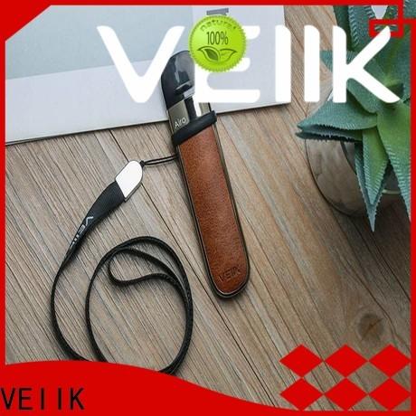 VEIIK bulk buy custom made lanyards distributor for vape cigarette