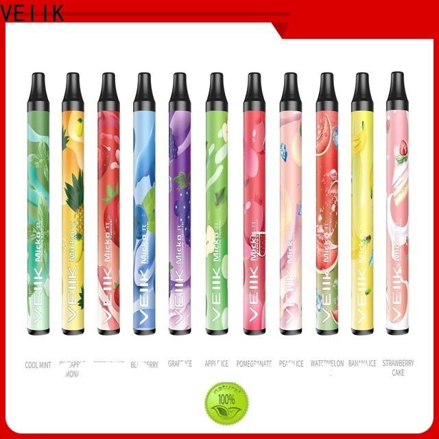 VEIIK disposable vape pen suppliers manufacturer high-end personal vaporizer