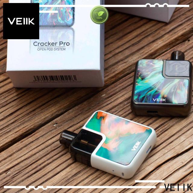 VEIIK new electronic cigarette brand for e cig market