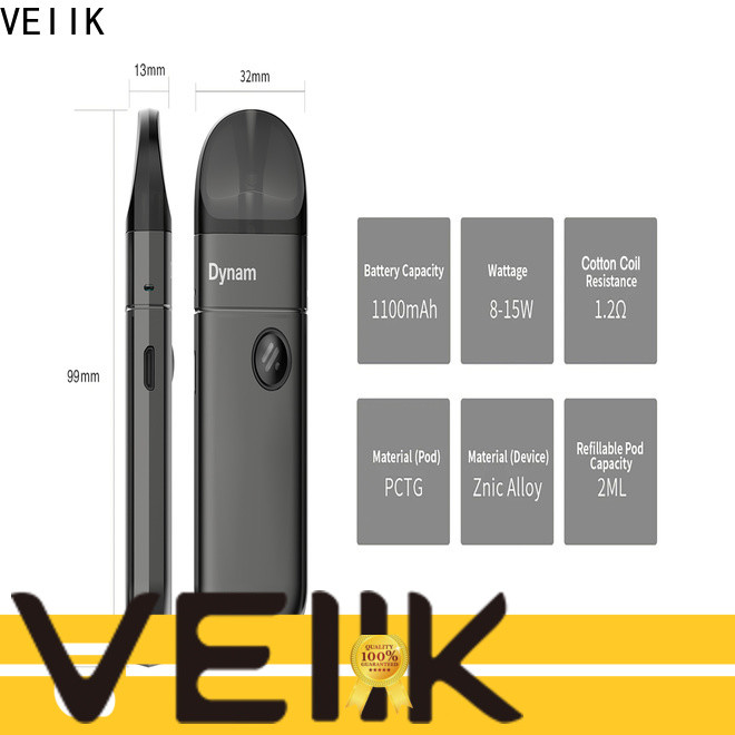 VEIIK best pod vape manufacturer for professional personal vaporizer