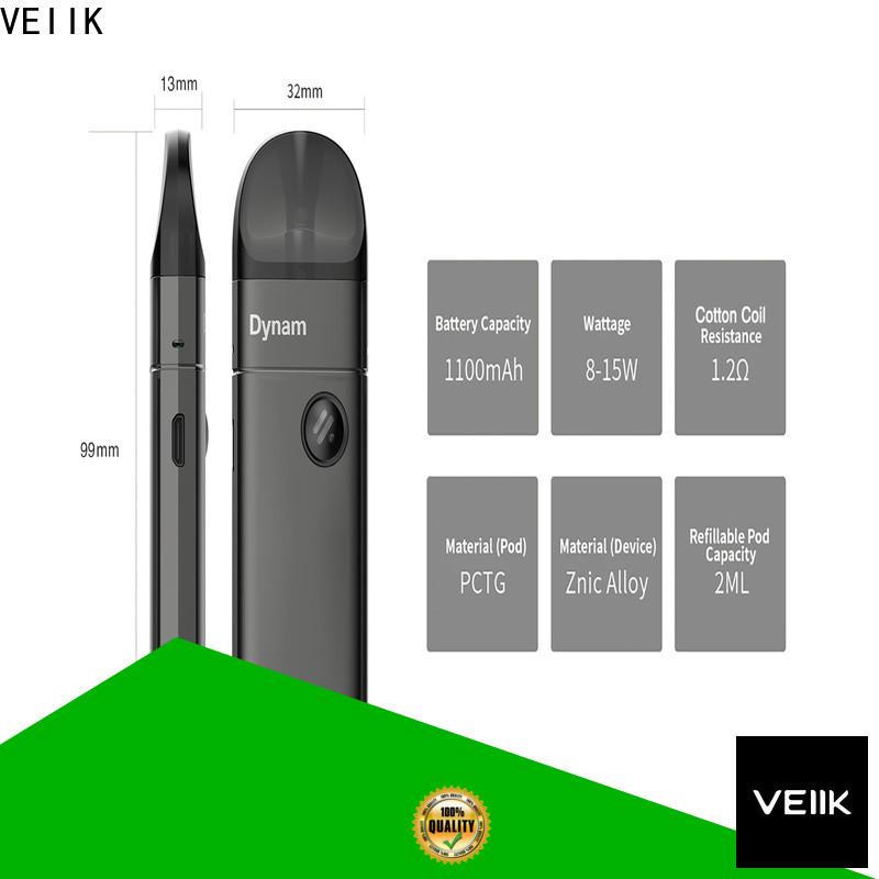 VEIIK vape pods manufacturer for professional personal vaporizer