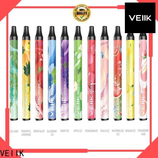 VEIIK disposable g pen vendor for e cig market