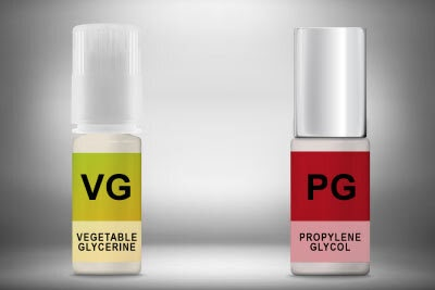 VG and PG Bottles