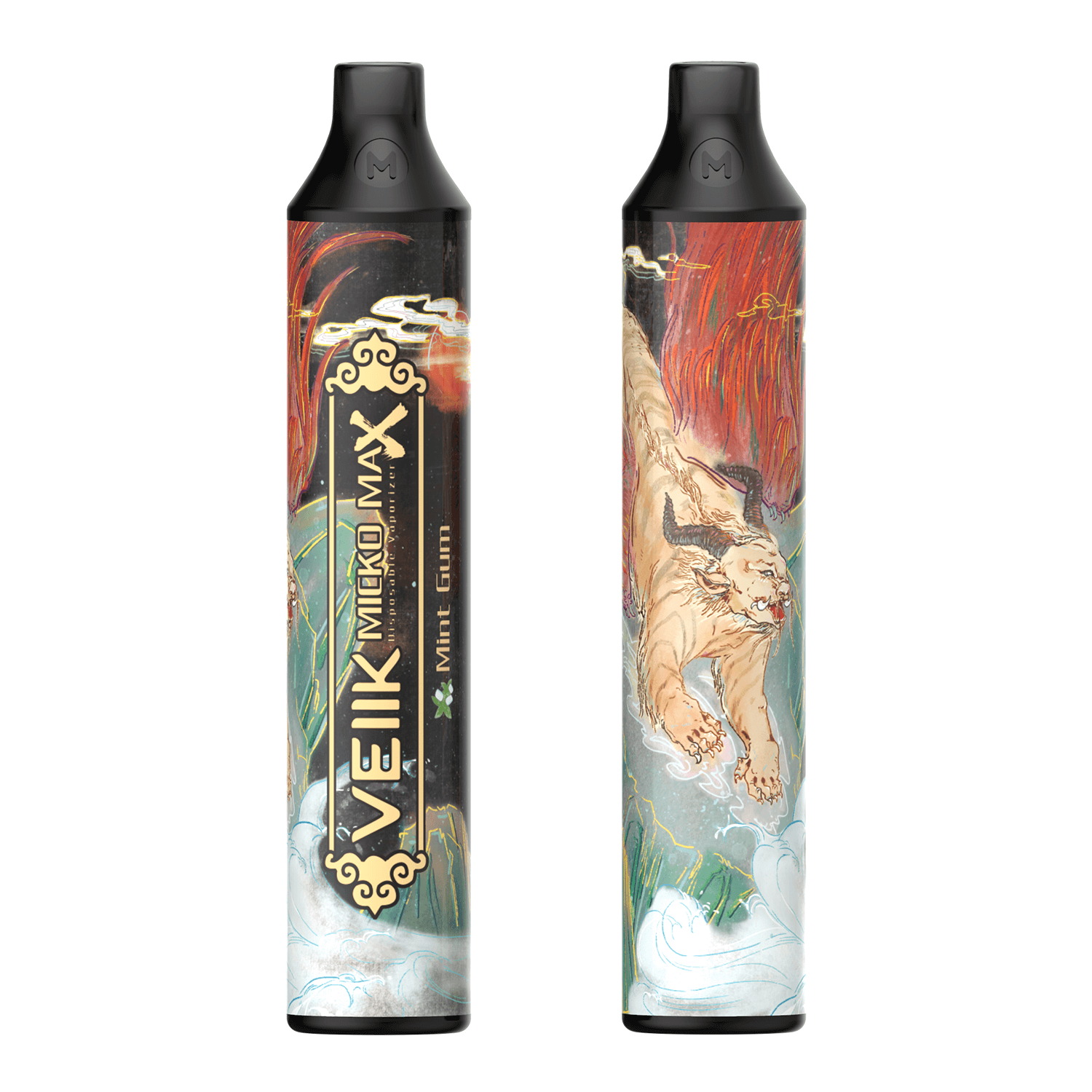 VEIIK Micko Max Disposable Vape Pen