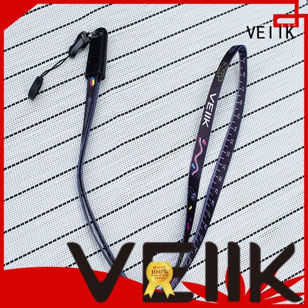 VEIIK durable custom made lanyards great for vape cigarette