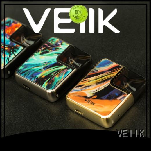 VEIIK portable open pod systems supplier high-end personal vaporizer