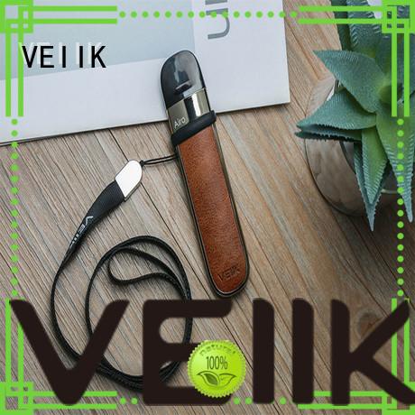 VEIIK custom made lanyards helpful for vape cigarette