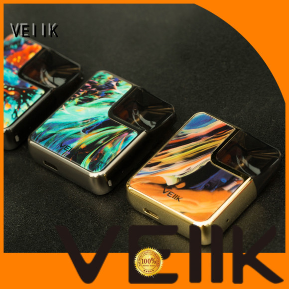 VEIIK good quality pod kit company high-end personal vaporizer