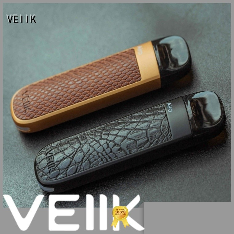 VEIIK simple operation vapor pods company professional personal vaporizer
