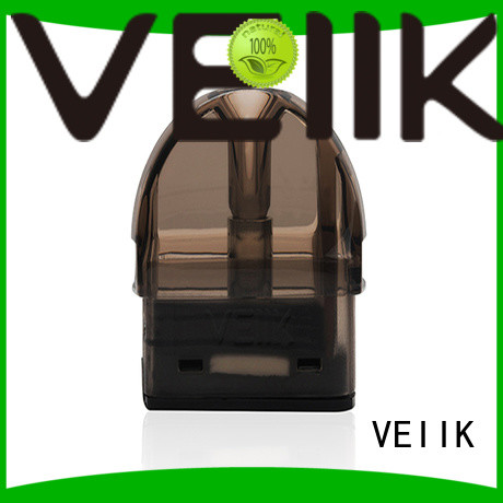 VEIIK exquisite pod cartridges helpful for vape electronic cigarette