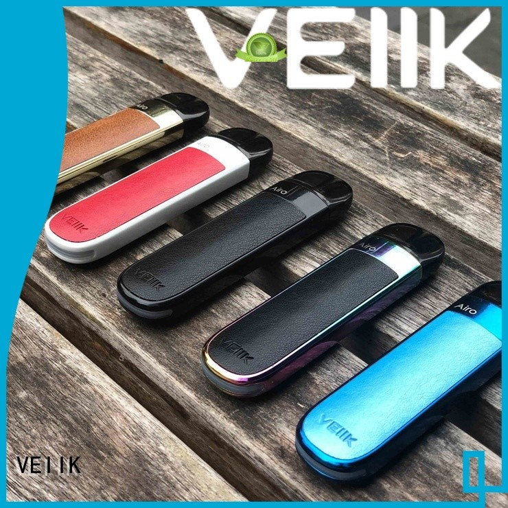 VEIIK top electronic cigarette brand supplier professional personal vaporizer