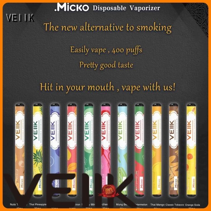 VEIIK vape electronic cigarette supplier professional personal vaporizer