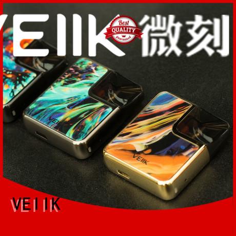 VEIIK good quality pod cracker supplier high-end personal vaporizer