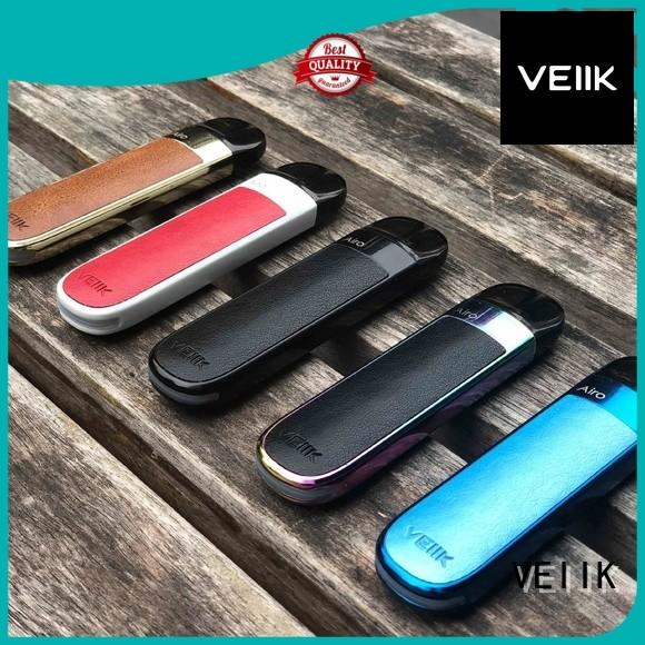 VEIIK portable luxury electronic cigarette company professional personal vaporizer