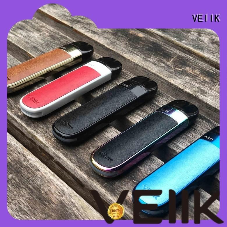 VEIIK portable vapor electronic cigarette as gift