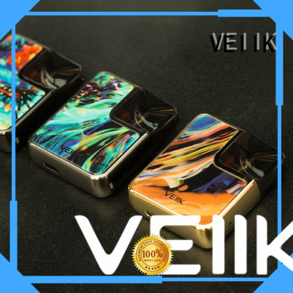 VEIIK simple operation cracker pod by veiik company e cig market