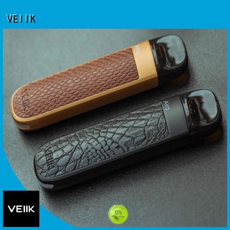 VEIIK portable custom vape pod packaging for sale professional personal vaporizer
