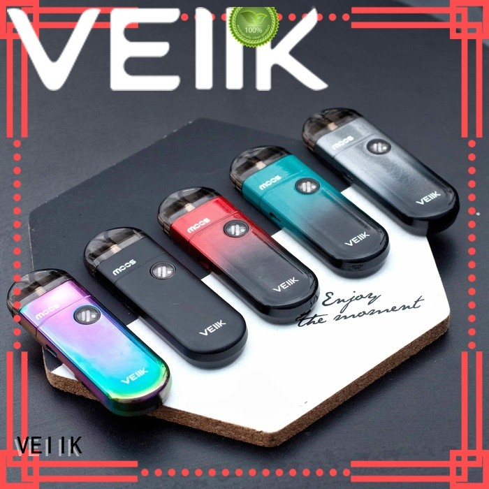 VEIIK easy to use vapor pods optimal for