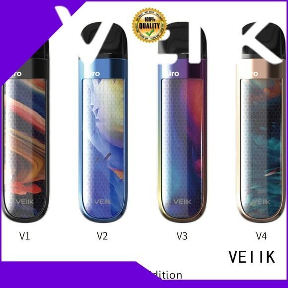 VEIIK portable vape airo veiik supplier e cig market
