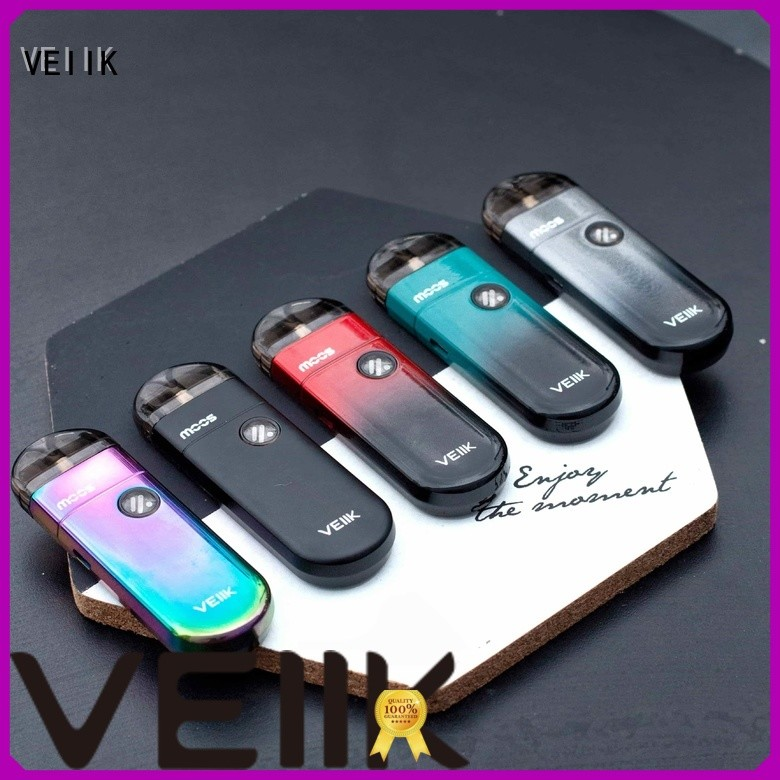 VEIIK disposable vape suitable for smoker
